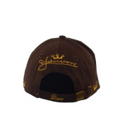 Black--Hat-with-clear-RhinestoneBlue--Hat-with-clear-RhinestoneBrown-Hat-with-Clear-and-Gold-Stone-back