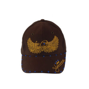 Brown-Hat-with-Blue-Stones-front