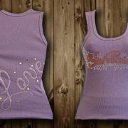 Lilac Love Tank