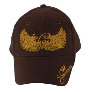 Brown Plain Hat