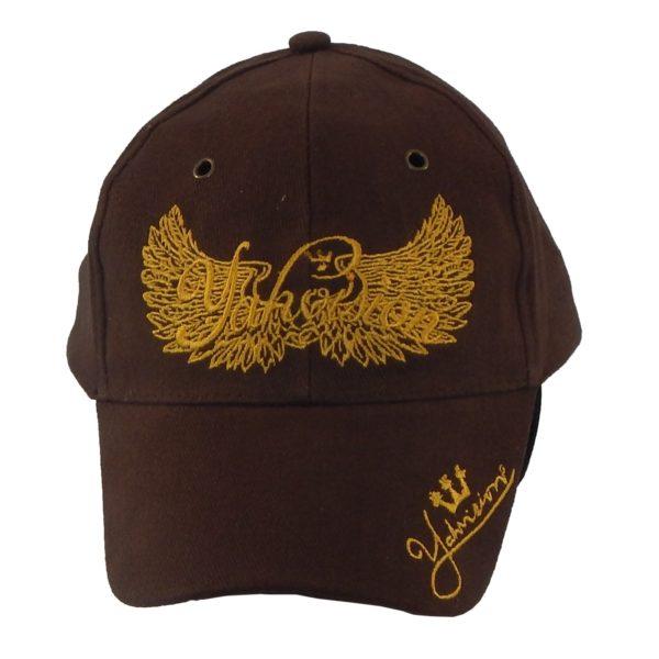 Brown Plain Hat